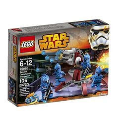 LEGO Star Wars Senate Commando Troopers - http://www.rekomande.com/lego-star-wars-senate-commando-troopers/