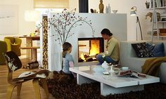 These hearths blend high design and innovation to be functional and fun.