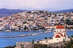 Ermioni town, Argolida, Peloponnese, Greece