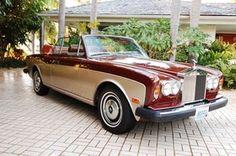 1978 Rolls Royce Corniche II