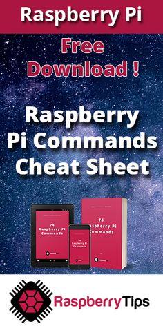57 Raspberry Pi commands that everyone should know Raspberry Computer, Linux Raspberry Pi, Arduino Based Projects, Computer Projects, Diy Projects, Pi Computer, Computer Programming, Computer Science, Diy Electronics
