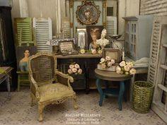 Atelier de Léa (@atelier.miniature) • Photos et vidéos Instagram Diorama, Dollhouse Miniatures, Photos, Instagram, Decor, Atelier, Living Room, Pictures, Decorating