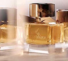 Brilhos da Moda: My Burberry - O Novo Perfume da Burberry