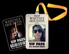 Create and pin your Whitney Houston VIP pass then enter for a chance to win: http://go2w.in/whitneyvippass