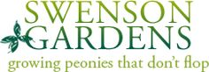 Swenson Gardens - Growing Peonies that Don't Flop