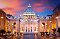 Highlights of Rome and Vatican one day tour . Enjoy Rome in a wonderful one day tour . We are waiting for, book now your Rome and Vatican private tour! Le Vatican, Vatican Tours, Chateau Saint Ange, Best Of Rome, Voyage Rome, Rome Attractions, Day Trips From Rome, Just Go, St Peters Basilica