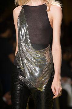 Versace Spring 2014 - Details