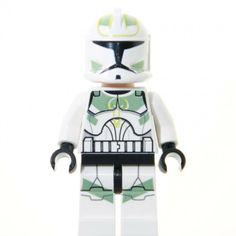 Clone Trooper Comandante Set: 7913 - Clone Trooper Battle Pack sw298 (2011)