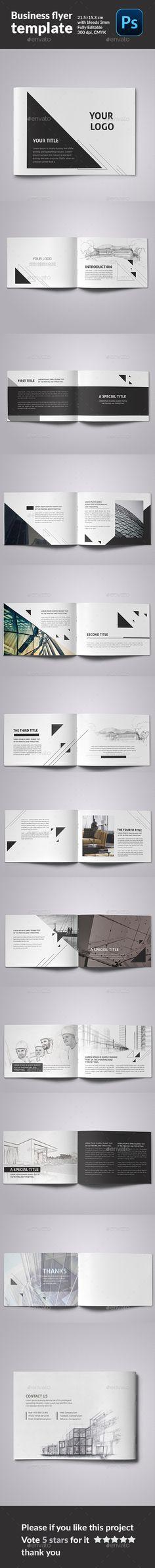 Minimal Architecture Brochure_F&B