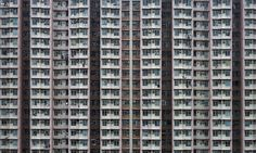Claustrophobia anyone? Can you believe these are actually apartments? The stunning images of Hong Kong 'living cubicles' that look just like Borg cubes
