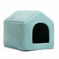 PAWZ Road 2in1 Dog House Cat Bed Pet SofaWaterproof and SkidFree Base Green 15x 134x 138 ** To view further for this item, visit the image link.Note:It is affiliate link to Amazon.