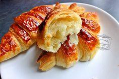 Recette des croissants français pur beurre - Il était une fois la pâtisserie