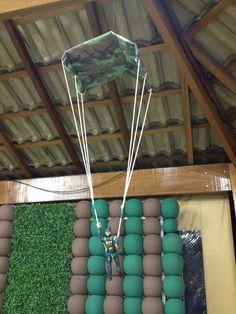 Birthday Ideas For Boys 56 Trendy Ideas Army Birthday Parties, Army's Birthday, Barbie Birthday, Birthday Party Decorations, Party Themes, Birthday Ideas, Camouflage Party, Camo Party, Paintball Birthday