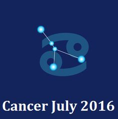 cancer july 2016