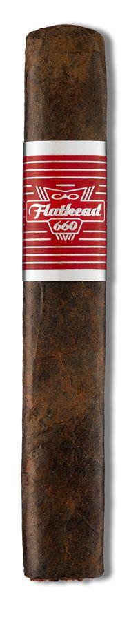 Cigar Aficionado 2015 Top 25 #3 • CAO Flathead V660 Carb
