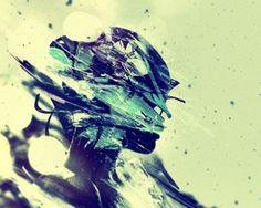 abstract face art Google image