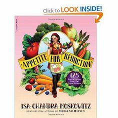 Great low fat/cal vegan cookbook