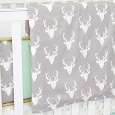 Blanket - Woodland Deer
