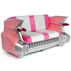 Pink Cadillac #Sofa