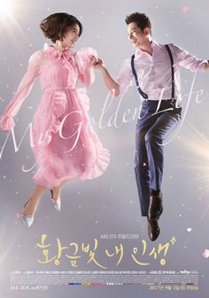 KBS drama 'My Golden Life' climbed back up in percentage after the 2018 Pyeongchang Olympics. According to Nielsen Korea, the fiftieth episode of the drama 'My Golden Life' rated Lee Min Ho, Live Action, Korean Drama 2017, Korean Dramas, Lee Tae Hwan, Park Si Hoo, Black Korean, Tv Series 2017, Golden Life