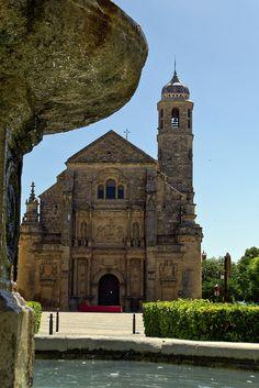 Iglesia del Salvador, ANDRÉS DE VANDELVIRA  - Úbeda, España