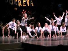 Bokréta 2012 A muzsika hangjai 4.c osztály előadása