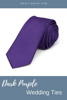 8 Length TieMart Boys Dark Lavender Kay Link Pattern Clip-On Tie