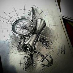Часы, компасы | 112 фотографий