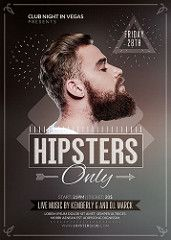 Hipsters Only Flyer Template (BriellDesign) Tags: original party music club print poster beard disco dance flyer drink hipster minimal advertisement clean celebration event drinks future psd template dubstep classy nightparty viproom Club Poster, Print Poster, Psd Templates, Flyer Template, Hipsters, Dubstep, Celebration, Minimal, Classy