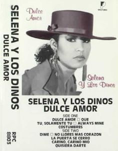 """This is track 9 in """"Dulce Amor"""" by Selena y Los Dinos. This is a nice song, and the accordion was synthesized. Selena Quintanilla Perez, Selena And Chris, Selena Selena, Everything She Wants, Lake Jackson, Wattpad Books, Inspire Me, Youtube, Singer"""