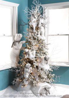 Raz Imports 2014 Christmas Trees - Part 2