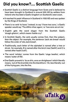 Merida, Outlander, Scottish Words, Scottish Gaelic Phrases, Gaelic Words, Gaelic Quotes, Scotland History, Voyage Europe, England