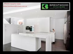 Brentwood Kitchens offers many different modern kitchen designs in Melbourne. Their designs work for any size room or family. They can transform the smallest space to fit or work in a larger room and blend it to look like the home.