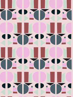 pattern by Shades of Black // Mlle Eugé @Tina Doshi Doshi Olsson/FYLLAYTA + Optical Day