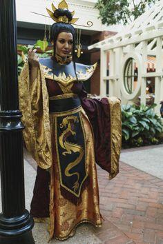 richandstrangephotography: Fire Lord Azula, Avatar: The Last Airbender - Lisa Lou Who. Katsucon 2015