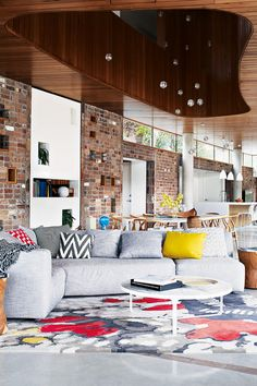 Clean, modern and artistic this home on Austinmer Beach is ideal for an Australian escape .