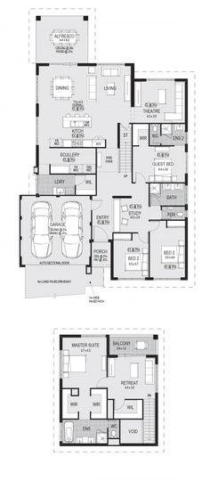 The Minnesota floorplan