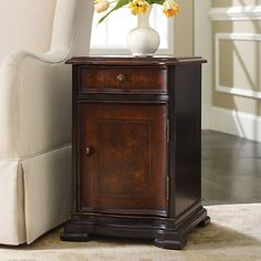 Shop for Hooker Furniture Grandover Chairide Chest, and other Living Room Accent Tables at Elite Interiors in Myrtle Beach, SC. Furniture Layout, Unique Furniture, Cheap Furniture, Table Furniture, Furniture Design, Accent Furniture, Colonial Furniture, Hooker Furniture, Furniture Catalog