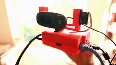 Raspberry Pi Remote servo cam