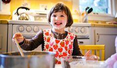 Especial 'Recetas para cocinar con niños' en Ser Padres