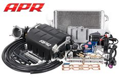 APR B7 RS4 4.2L FSI V8 Stage III+ Supercharger System