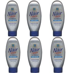 Nair for Men Hair Remover 8-ounce