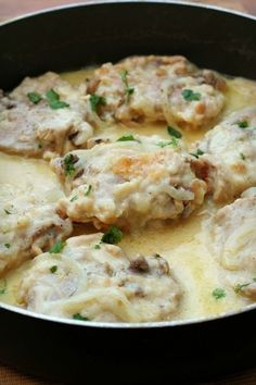 #RECIPE - Creamy Stove Top Lemon Chicken | MBSIB:  The Man With The Golden Tongs | Scoop.it