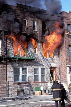 Vintage Fdny | FDNY - It's Cooking | Flickr - Photo Sharing!