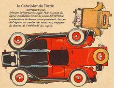 ...Tintin marketing & objets dérivés