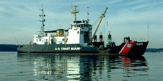 Here is the Coast Guard Cutter Red Cedar. I worked on her from 1988-1990.