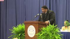Rev. Dr. William Barber in Selma, Alabama keynote speech