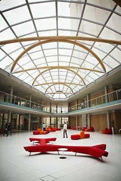 Newton Arkwright Building, Nottingham Trent University www.broadstock.co.uk