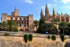 Cathedral of Santa Maria, La Seu, Palma, Majorca, Spain 2 - Johnson-Miles photo