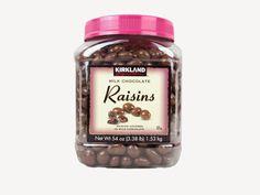 KS Chocolate Covered Raisins 54oz 1.53kg 2,157円